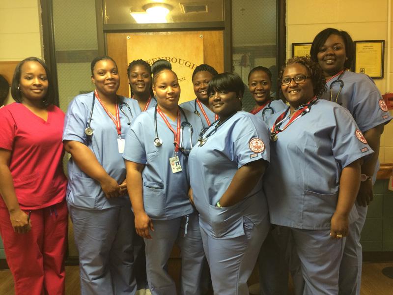 Harrah's NEG CNA Phlebotomy Class